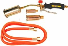 Topex Dakbrander/Onkruidbrander 25-35-50mm 19,5kw 1.5mtr Slang