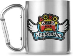 Merkloos / Sans marque PLAYSTATION - Carabiner Mug - 240ml - Wings
