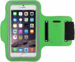 Eforyou - huismerk Sport armband voor iPhone 6 / 6s / 7 / 8 - groen
