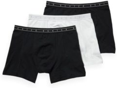 Zwarte SCOTCH & SODA Scotch&Soda - Heren - 3-Pack Basis Boxershorts - - XL