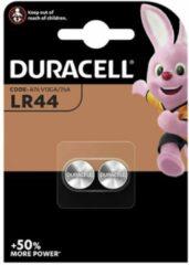 Duracell Knoopcelbatterijen LR44B2 LR44/A76/V13GA/76A 1,5V Alkaline 2 stuks
