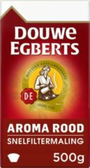 Douwe Egberts Aroma Rood Filterkoffie - 6 x 500 gram