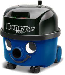 Marineblauwe NUMATIC HVN206-11 HENRY NEXT ROYAL BLUE stofzuiger