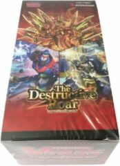 Bushiroad Vanguard V: The Destructive Roar Booster Display