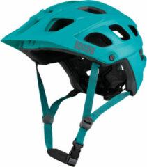 IXS - Trail Evo Helmet - Fietshelm maat M/L, turkoois/zwart
