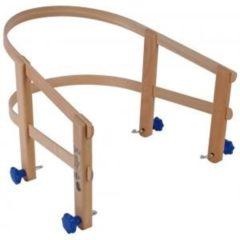 Talen Tools geheel houten rugsteun voor slee