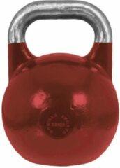 Zwarte Gorilla Sports Kettlebell 32 kg Staal (competitie kettlebell)
