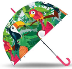 Kids Licensing Paraplu Tropical Style 48 Cm Polyester