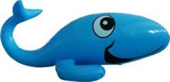 Blauwe Didak Pool Walvis Sproeier - 110x45 Cm