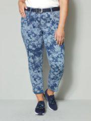 Blauwe Jeans Sara Lindholm Blue stone