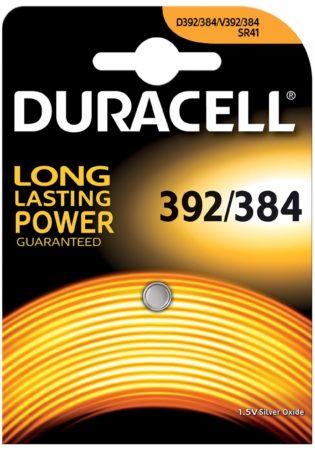 Afbeelding van Duracell 392/384 household battery Single-use battery Zilver-oxide (S) 1,5 V