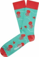 Moustard london sokken 36/40 oktopus