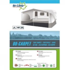 Antraciet-grijze Bo-Camp Tenttapijt - Bo-carpet - 3 X 4 Meter - Antraciet