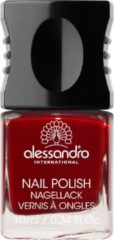 Rode Alessandro Nail Polish - 26 Velvet Red - 10 ml