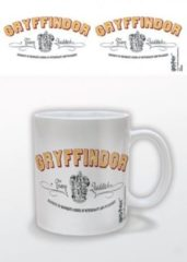 Witte Pypo HARRY POTTER - GRYFFINDOR TEAM QUIDDITCH Mugs