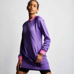 Paarse Jordan Longsleeve - Dames jurk - Purple - Katoen Jersey - Maat XS - Foot Locker