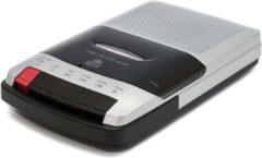 Zilveren GPO Retro GPO W0162B Flatbed cassette recorder