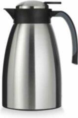Roestvrijstalen Blokker thermoskan RVS 1,5 liter