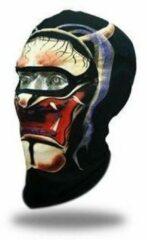 Paarse Facemasks Demon - Bivakmuts