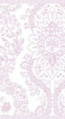 Roze Pip Studio Gastendoekjes Lacy Dutch Lilac (6 st)