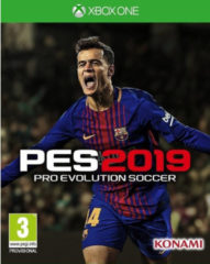 Konami Pro Evolution Soccer 2019 (PES) - Xbox One
