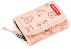 Geldbeutel wallet S kids Reisenthel cats and dogs rose