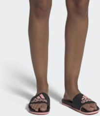 Adidas Performance Adilette Comfort badslippers zwart/roze