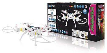 Afbeelding van Witte Questcontrol Jamara Drone Payload Altitude HD Wifi FPV AHP+ Quadrocopter