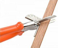 MacLean Mac Lean Plintenschaar Voor Plakplint - Verstektang - Verstekschaar - Plintenknipper - Verstekkniptang
