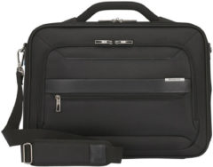 Zwarte Samsonite Aktetas Vectura Evo 15.6 inch- office case black