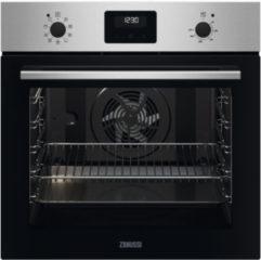Roestvrijstalen Zanussi ZOHEX3X1 inbouw oven