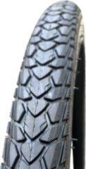 Zwarte Rexway Beyond Reflectie - Buitenband Fiets - 28 x 1 5/8 x 1 3/8 inch
