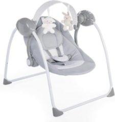 Grijze Chicco schommelstoel relax & play - cool grey