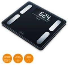 Beurer BF410 - Personenweegschaal lichaamsanalyse - 200kg - Zwart