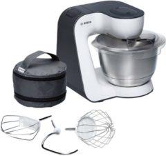 Bosch MUM54A00 keukenmachine 3,9 l Zwart, Zilver, Wit 900 W