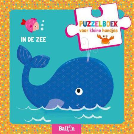 Afbeelding van Massamarkt De Ballon Puzzelboek - In de zee
