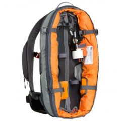 ABS - P.Ride Compact Base Unit - Lawinerugzak maat One Size, zwart/grijs