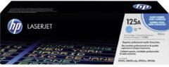 HP 125A CB541A Tonercassette Cyaan 1400 bladzijden Origineel Tonercassette