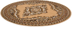 Beige Kayoom Orientteppich Arvid, Polypropylen