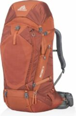 Oranje Gregory Backpack - Response A3 Baltoro 75l Medium Ferrous Orange