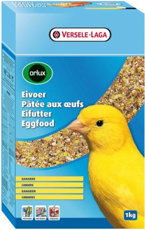 Afbeelding van Versele-Laga Orlux Eivoer Droog Kanarie - Vogelvoer - 1 kg Geel
