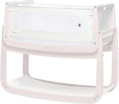 Roze Snuzpod 4 co-sleeper wiegje Rose white blush