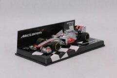 Formule 1 Vodafone McLaren Mercedes MP4-27 J. Button 2012 #3 - 1:43 - Minichamps