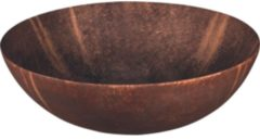 Looox Ceramic raw opzetkom rond 40cm rust WWK40RO