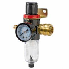 """EINHELL Filter + Drukregelaar voor compressor - ¼"""" buitendraad"""