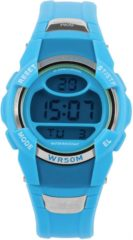 Coolwatch Kinderhorloge Hiker digitaal CW.340 Lichtblauw