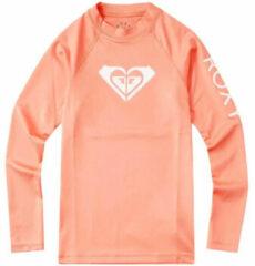 Oranje T-Shirt Lange Mouw Roxy