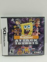 THQ NDS (USA) Nicktoons Attack of the Robots