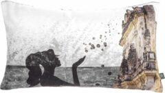 Grijze Dividere Home Dividere Rhapsody - Sierkussen - Lecce Rhapsody (58 x 35)