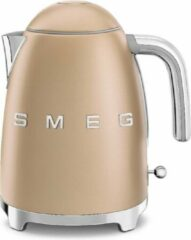 Bruine Smeg 50's Style Waterkoker 1,7 liter KLF03CHMEU